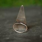 Triangular Mood Ring