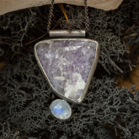 Lavender Fields Necklace